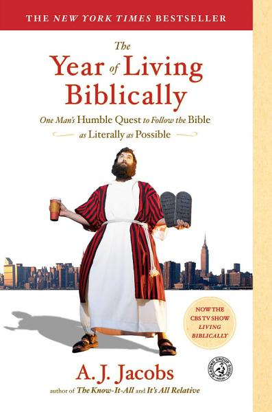Download The Year of Living Biblically Book