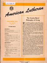 The American Lutheran