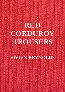 Red Corduroy Trousers Book