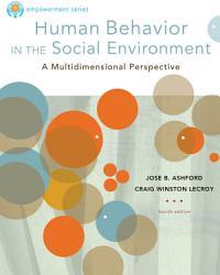 Brooks Cole Empowerment Series  Human Behavior in the Social Environment PDF