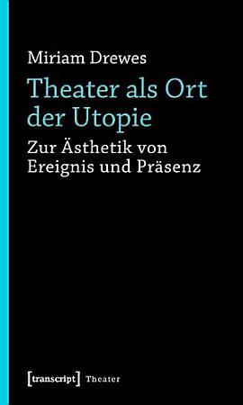 Theater als Ort der Utopie PDF