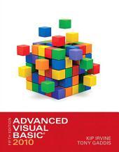 Advanced Visual Basic 2010: Edition 5
