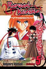 Rurouni Kenshin, Vol. 5