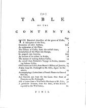 An Historical Account of Coffee: With an Engraving, and Botanical Description of the Tree : to which are Added Sundry Papers Relative to Its Culture and Use, as an Article of Diet and of Commerce