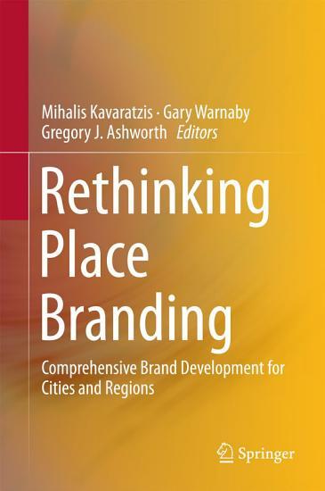 Rethinking Place Branding PDF