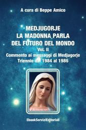 Medjugorje - La Madonna parla del futuro del mondo: Commento ai messaggi di Medjugorje - Triennio dal 1984 al 1986