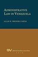 Administrative Law in Venezuela PDF