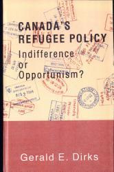 Canada S Refugee Policy Book PDF