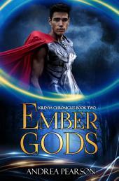 Ember Gods: Kilenya Chronicles, #2