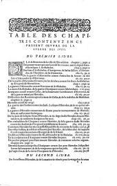 Histoire: De La guerre, destruction & captiuité des Iuifs. Vn Traité du martyre des Machabées. La vie de l'Auteur, escrite par luy mesme, Volume2