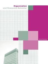 Organization and Economic Behaviour
