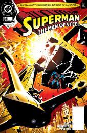 Superman: The Man of Steel (1991-) #84