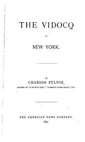 The Vidocq of New York