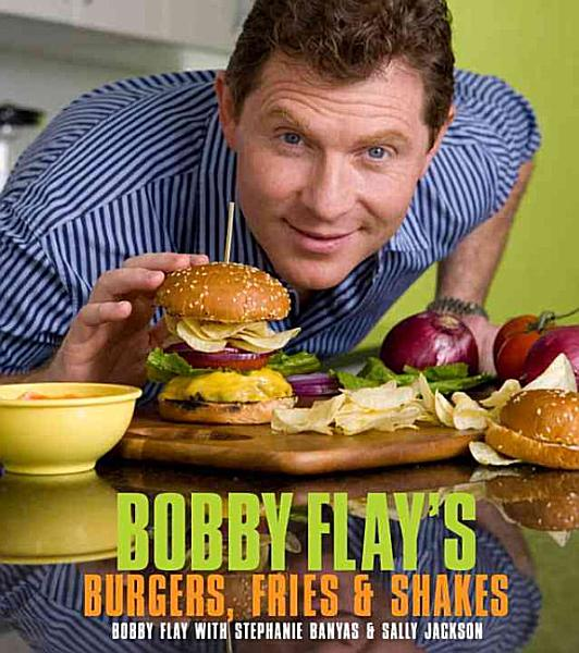 Download Bobby Flay s Burgers  Fries    Shakes Book