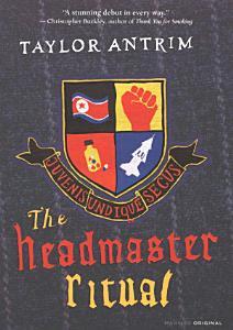 The Headmaster Ritual PDF