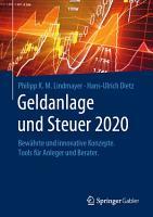 Geldanlage und Steuer 2020 PDF