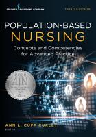 Population Based Nursing  Third Edition PDF