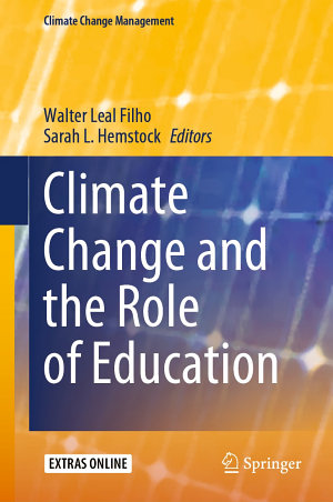Climate Change and the Role of Education