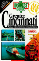 The Insiders  Guide to Greater Cincinnati PDF