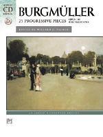 Burgmuller 25 Progressive Pieces, Opus 100 for the Piano