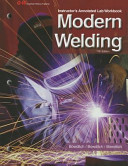 Modern Welding Instructor s Annotated Lab Workbook Book