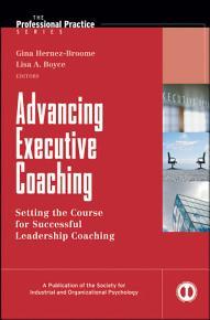 Advancing Executive Coaching PDF