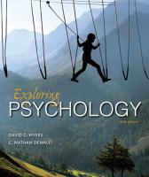 Exploring Psychology PDF