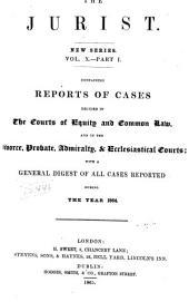 The Jurist: Volume 10, Part 1