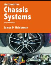 Automotive Chassis Systems: Edition 7