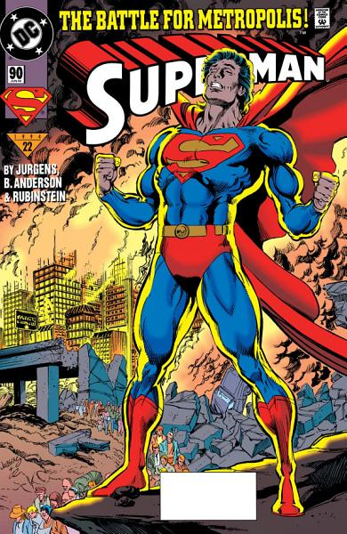 Download Superman  1986    90 Book