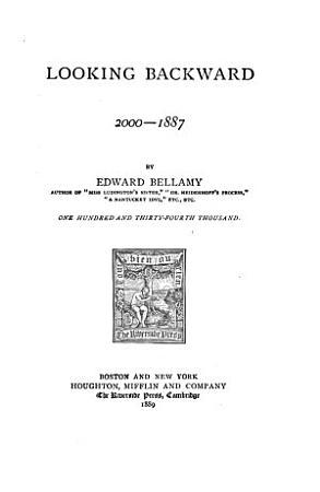 Looking Backward  2000 1887 PDF