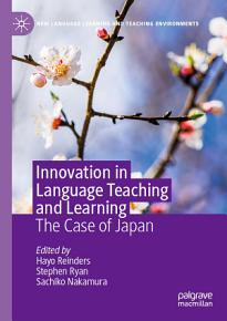 Innovation in Language Teaching and Learning PDF