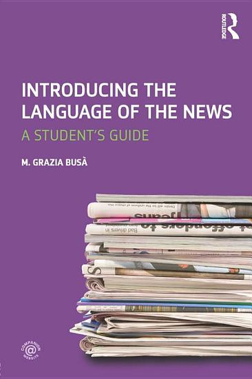 Introducing the Language of the News PDF