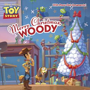 Merry Christmas  Woody Book