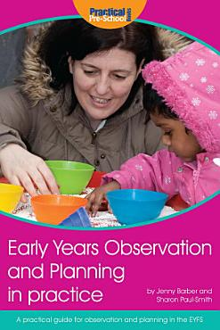 Early Years Observation and Planning in Practice PDF