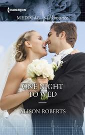 One Night to Wed