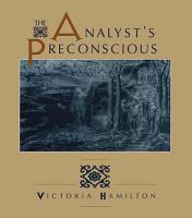 The Analyst s Preconscious PDF