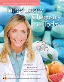 Introductory Chemistry for Today PDF