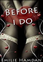 Before I Do : Lesbian Erotica Sex Story: (Adults Only Erotica)