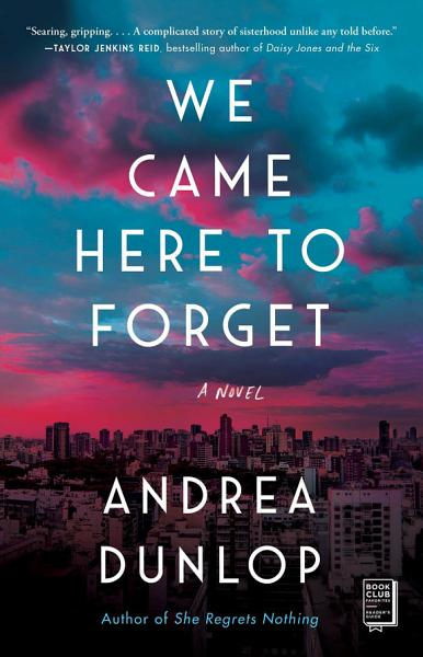 Download We Came Here to Forget Book