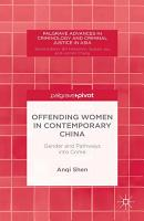 Offending Women in Contemporary China PDF