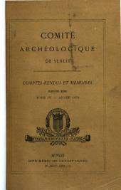 Comptes rendus et mémoires