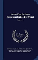 Herrn Von Buffons Naturgeschichte Der Vgel  PDF
