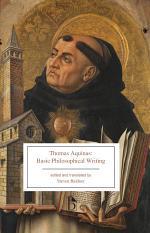 Thomas Aquinas: Basic Philosophical Writing