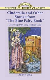 """Cinderella and Other Stories from """"The Blue Fairy Book"""""""