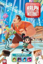Disney Ralph Breaks the Internet: Click Start-- Select-Your-Story Adventure