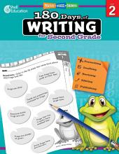 180 Days of Writing for Second Grade: Practice, Assess, Diagnose