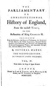 History of England: Volume 4