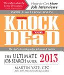 Knock  em Dead 2013 PDF