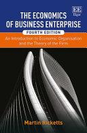 The Economics of Business Enterprise PDF
